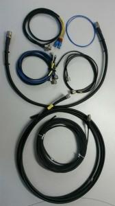 Various Cable Assemblies