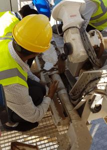 Satellite Ground Station Maintenance
