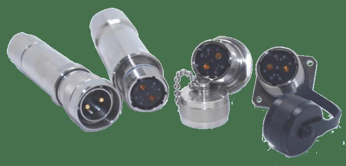 Screw Type FTTA Hybrid Connector