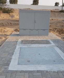 UCab installed in Dubai
