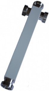RF Power Splitter 3ways 4.1 9.5 Mini DIN