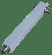 RF Power Splitter 3ways N