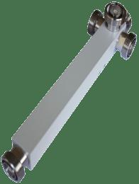 RF Power Splitter 4ways DIN