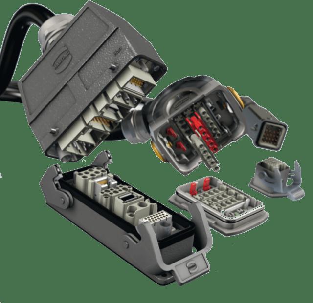 HARTING_Industrial Connectors Han®