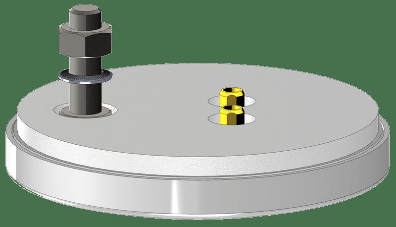 Antonics WiFi Dual Band MiMo Railway Antenna