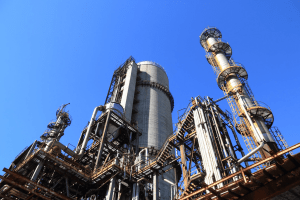 Industrial Plant Refinery