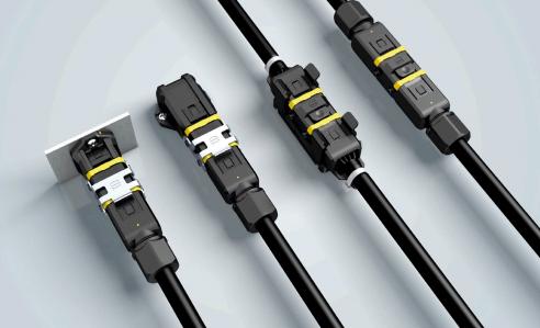 HARTING Han 1A connectors