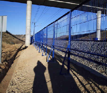 WODS Fence with Detectors
