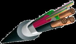 Hybrid Fiber PowerCable