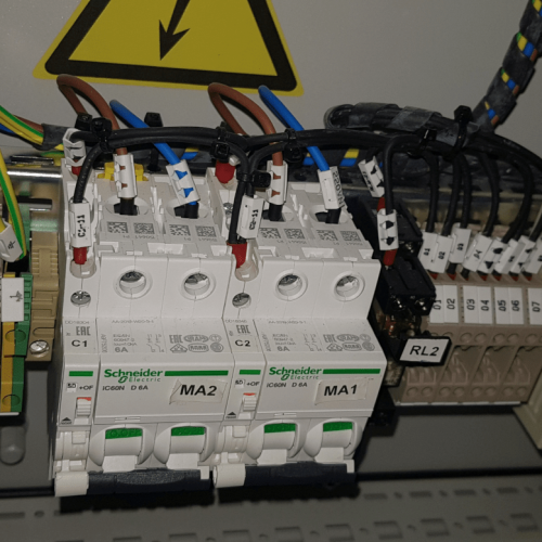 Installation of Control Devices2