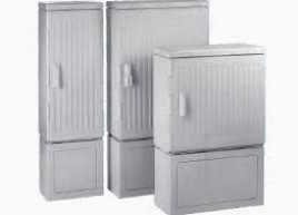 Outdoor cabinets